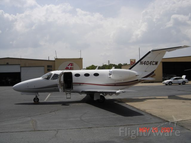 Cessna Citation Mustang (N404CM) - Cessna Mustang Demo May