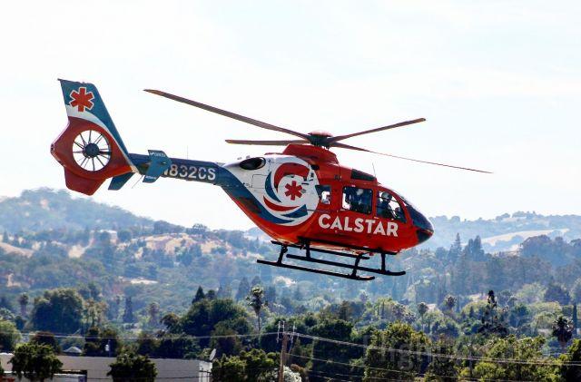 N832CS — - CalSTAR Airbus H135 lifting off