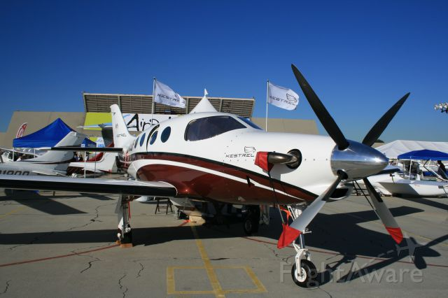 N352F — - Kestrel Aircraft Turbo-Prop
