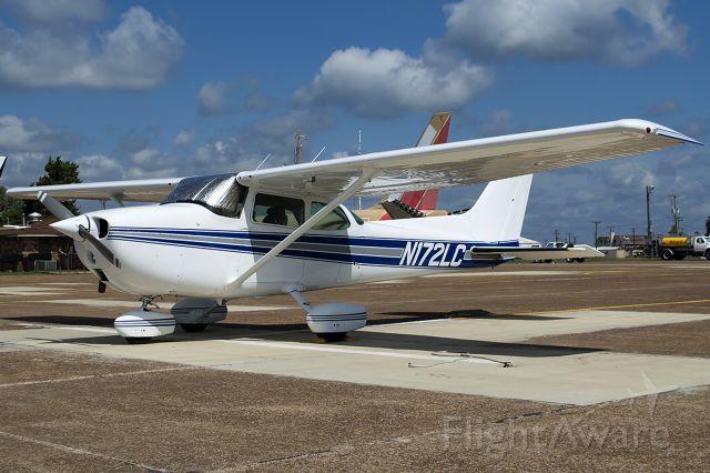 Cessna Skyhawk (N172LC) - 172M, July 2013.