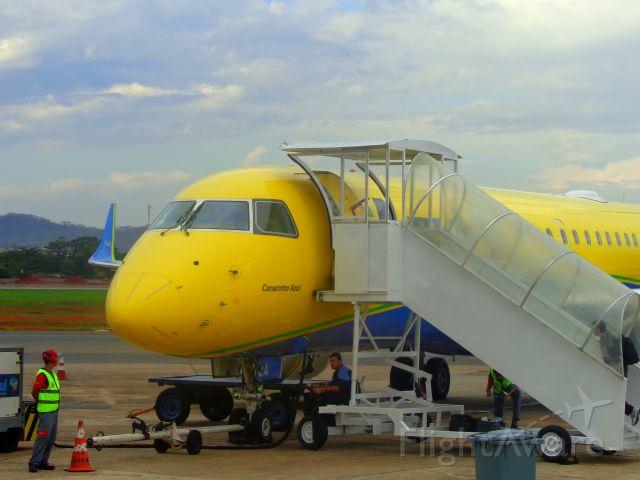 Embraer ERJ-190 (PR-AUA)