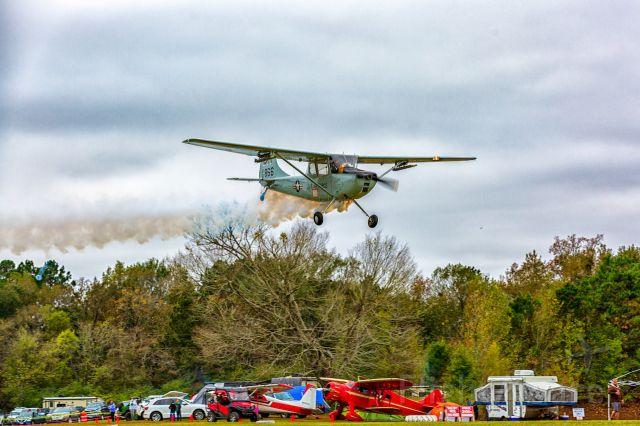 Cessna L-19 Bird Dog (N60591)