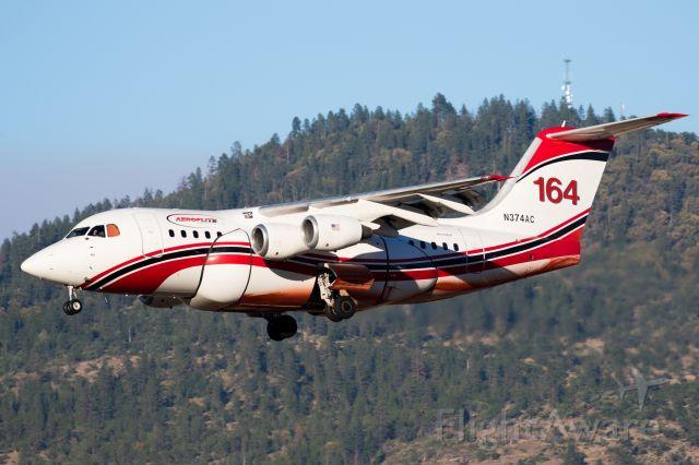 Avro Avroliner (RJ-85) (N374AC)