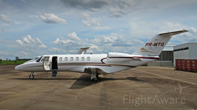 Cessna Citation CJ3 (PR-MTQ)
