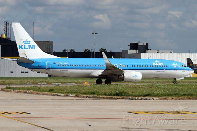 Boeing 737-700 (PH-BXG)