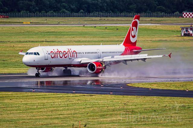 Airbus A321 (D-ABCK)