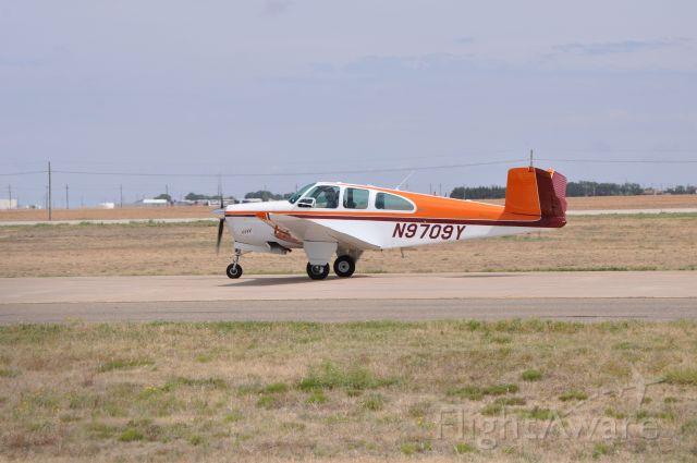 Beechcraft 35 Bonanza (N9709Y)