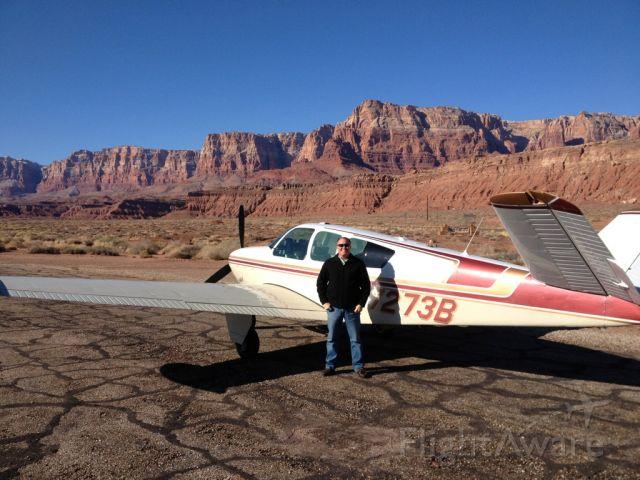 Beechcraft 35 Bonanza (N7273B) - Marble Canyon AZ