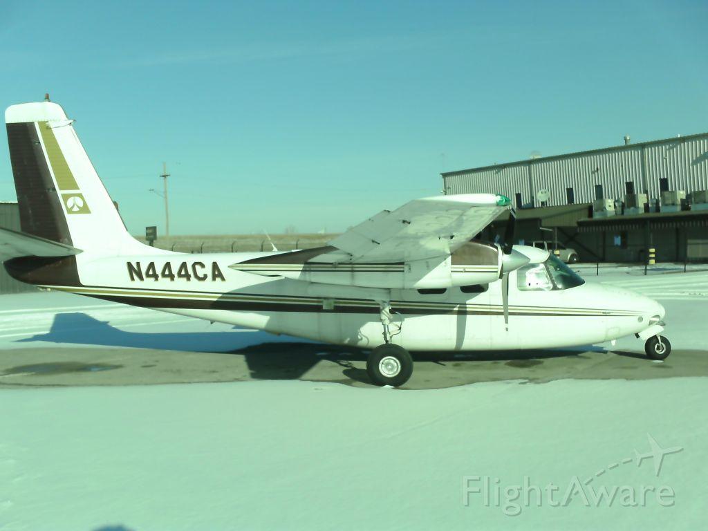 Aero Commander 500 (N444CA)