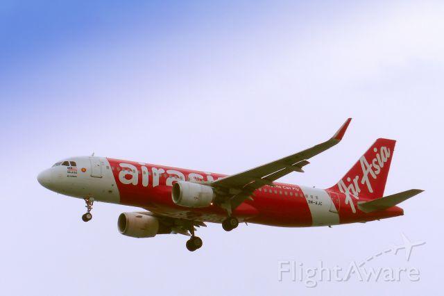 Airbus A320 (9M-AJC) - Jalan Tungku Abdul Rahman