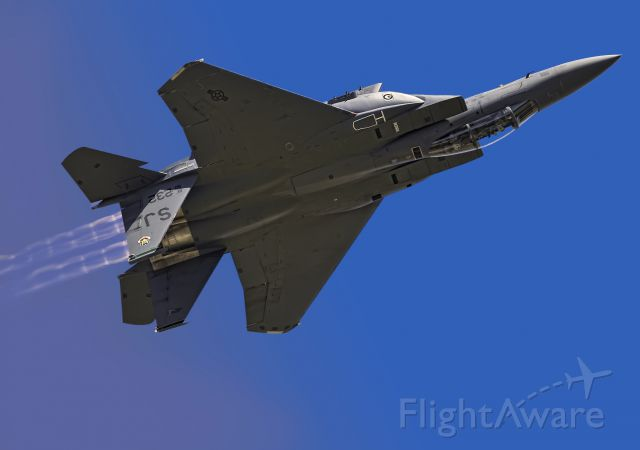 McDonnell Douglas F-15 Eagle (AFR90232)