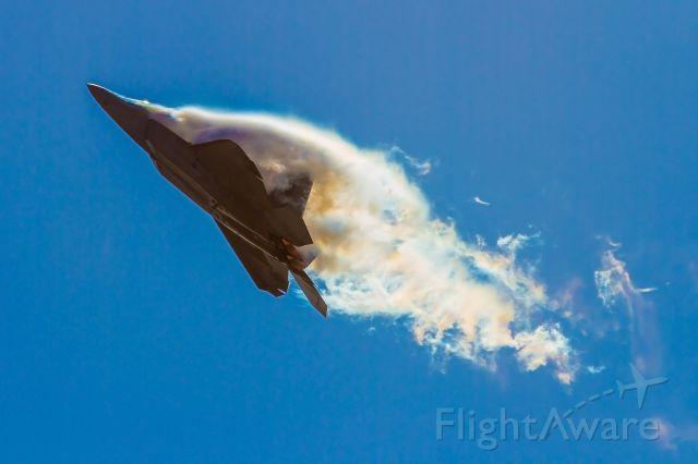 Lockheed F-22 Raptor (07-4139)
