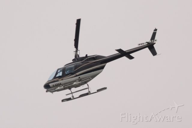 Bell JetRanger (C-GXOH) - Apparently, this helicopter was sold and now has tail number N429HF.