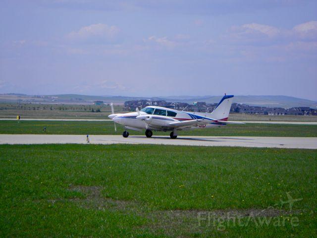 Cessna 310 (C-GOJO) - C-GOJO Cessna 310