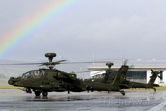 ZJ198 — - 2nd pair of Apaches in 2 weeks!!  Rainbow too!