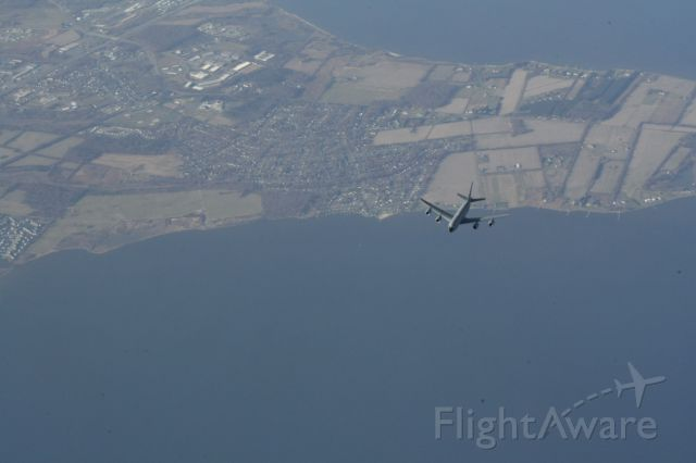 — — - KC-135