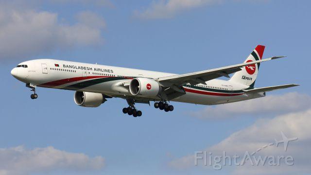 BOEING 777-300 (S2-AHM)