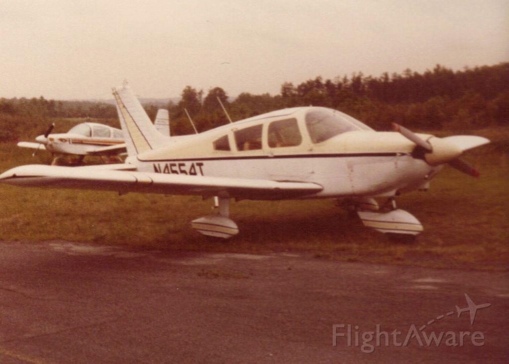 Piper Cherokee (N4554T) - As it looked in 1981