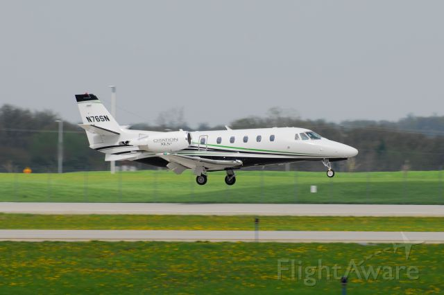 Cessna Citation Excel/XLS (N76SN)