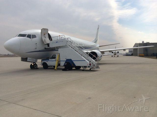 Boeing 737-700 (N802TJ) - Boeing 737-400 (N802TJ)
