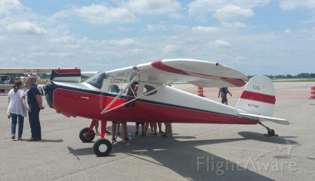 Cessna 140 (N77161)