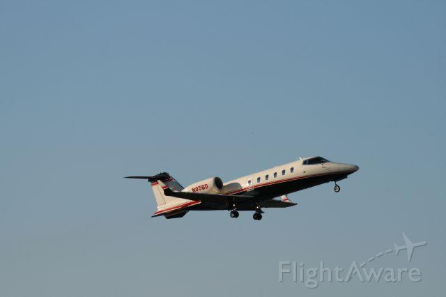 Learjet 60 (N95BD)