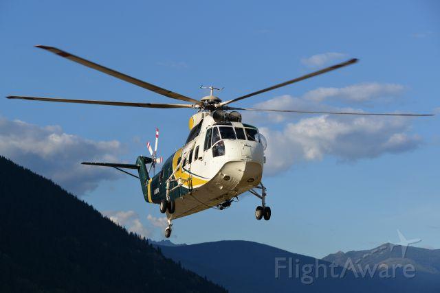 Sikorsky Sea King (C-GWTX)