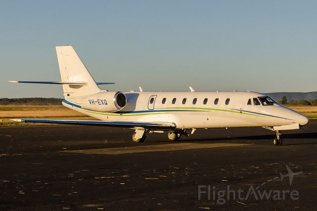 Cessna Citation Sovereign (VH-EXQ)