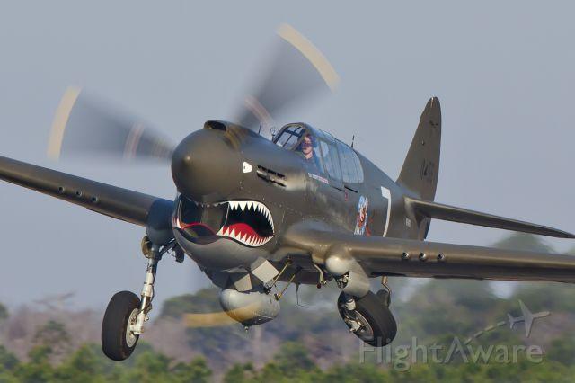 CURTISS Warhawk (N2416X) - Warhawk