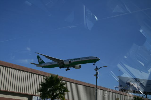 Boeing 777 — - Right before 24R.