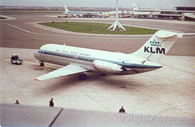 Douglas DC-9-10 (PH-DNA) - KLM DC-9-15 PH-DNA cn45718; archief jr75