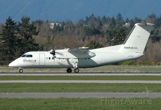 de Havilland Dash 8-100 (C-FCJE)