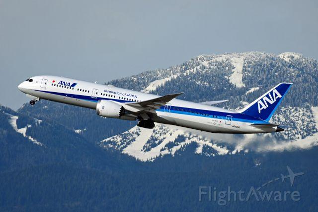 Boeing 787-9 Dreamliner (JA921A)