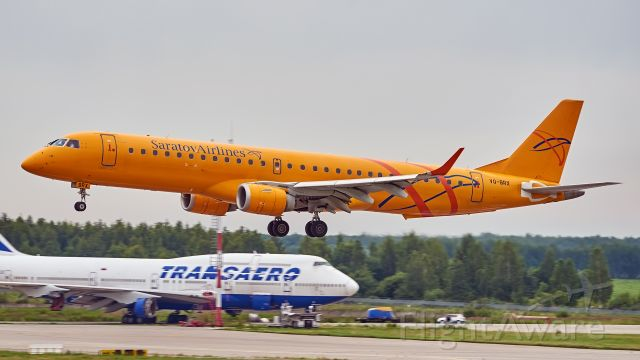 Embraer ERJ-190 (VQ-BRX)