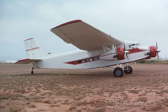 — — - Mystery Airplane #4. Answer: Stout Bushmaster 2000. Photo: William Word