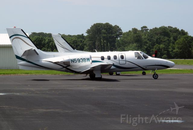 Cessna Citation 1SP (N593BW)