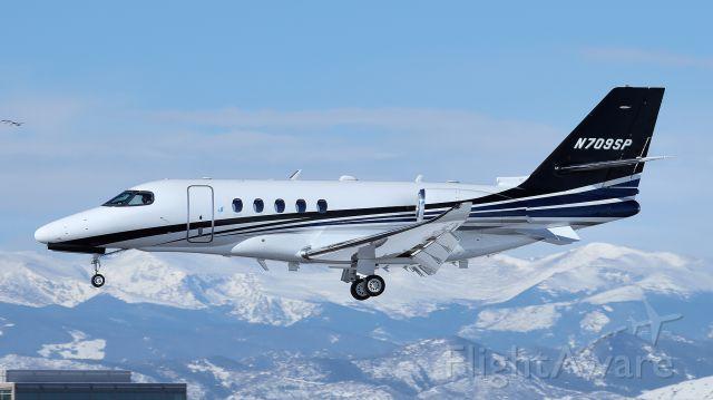 Cessna Citation Latitude (N709SP)