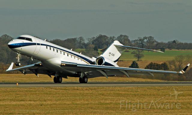 Bombardier Global Express (VP-CAU)