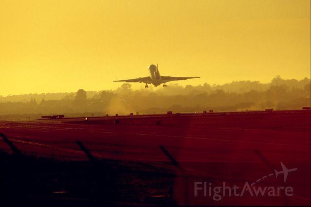 McDonnell Douglas DC-10 (N14079) - Test flight from KSBA Sept 1997