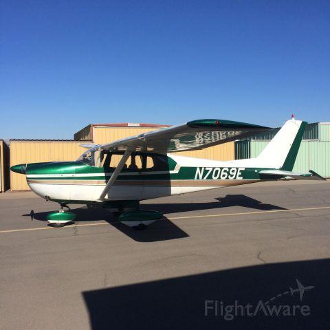 Cessna 175 Skylark (N7069E)