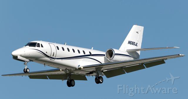 Cessna Citation Sovereign (N680JL)