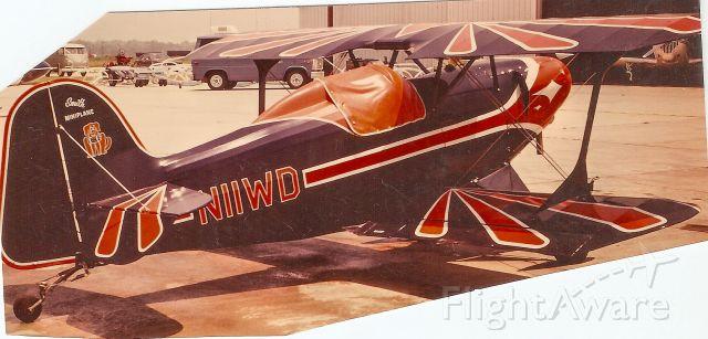 Beechcraft 55 Baron (N11WD)