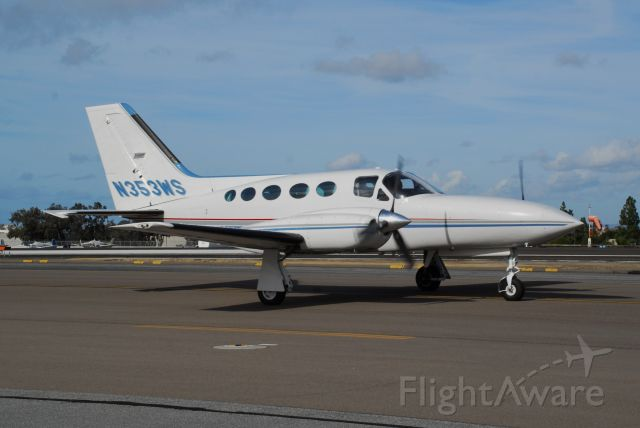 Cessna 421 (N353WS)