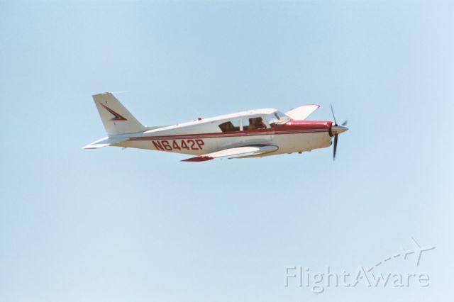 Piper PA-24 Comanche (N6442P)