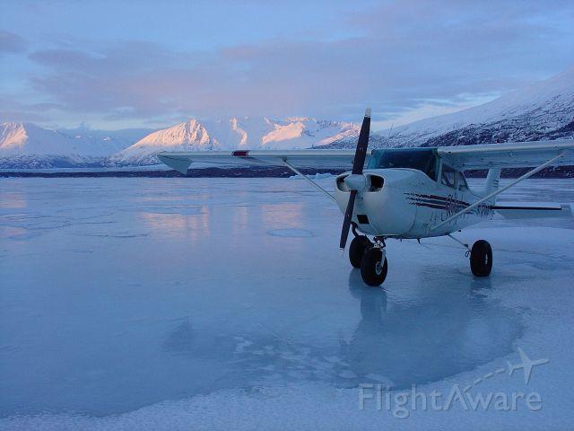 Cessna Skyhawk (N172WK)