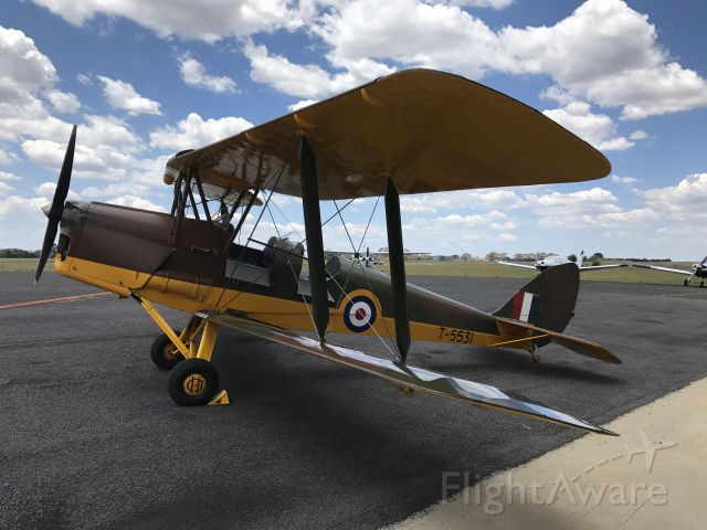 VH-CXV — - Orange Airport, NSW