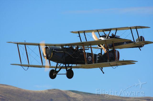 — — - Bristol F2B & Sopwith Camel at Wanaka NZ 2012