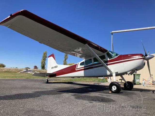 Cessna Skywagon (VH-YED) - Best aeroplane ever built