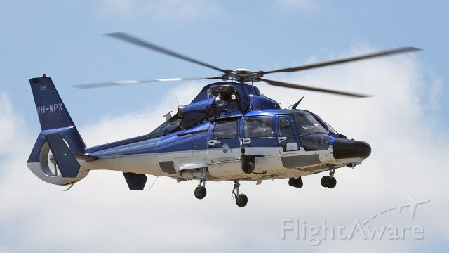 VOUGHT SA-366 Panther 800 (VH-WPX) - Airbus Helicopters AS365 Dauphin AS65 Western Australian Police VH-WPX ypjt 220219