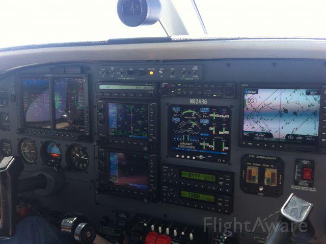 Cessna Chancellor (N824RB)